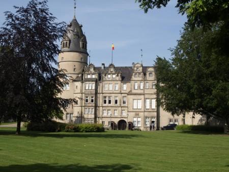 Der Schlosspark Detmold soll Austragungsort der Sommermomente werden. (Foto: Joshua Eulitz)