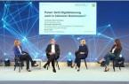 Geht Digitalisierung auch in kleineren Kommunen? Zu diesem Thema diskutierte Christiane Boschin-Heinz, CDO der Stadt Paderborn, am vergangenen Freitag auf der zweiten virtuellen Fachkonferenz zur Digitalisierung von Kommunen.Foto: © Stadt Paderborn