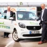 Elektroautos zum Ausleihen