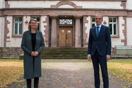 076 RPin Judith Pirscher und BM Alexander Fischer (1)