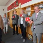 Mitttelalterliches Libori-Pilgerzeichen neu aufgelegt