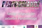 Die Performance Paderborn, die in der ersten Septemberwoche stattfinden sollte, fällt in diesem Jahr aufgrund der aktuellen Coronaschutzverordnung aus.Foto: © Stadt Paderborn