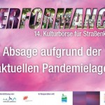 Performance Paderborn 2020 abgesagt
