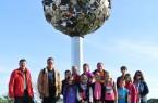 Ferienspiele mit Astronomie auf dem Planetenweg in Rietberg.Foto: Planetariumsgesellschaft OWL e.V.