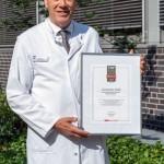 Dr. Albrecht Krause-Bergmann erneut mit dem Focus-Siegel ausgezeichnet