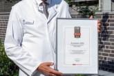 Chefarzt des Klinikum Gütersloh zählt damit zu den Top-Medizinern Deutschlands.Dr. Albrecht Krause-Bergmann erneut mit dem Focus-Siegel ausgezeichnet. Foto: Klinikum Gütersloh