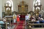 Die Liborikapelle am Liboriberg kann im Rahmen der Führung besichtigt werden.Foto: © Verkehrsverein Paderborn e. V.