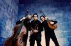 Die Band Wildes Holz hat sich mit kraftvoller akustischer Musik, Publikumsnähe und spontaner Komik einen Namen gemacht. Am 29. August ist sie in der PaderHalle zu sehen.Foto: © Harald Hoffmann