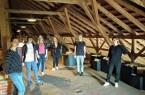 Zum Aufbau der Ausstellung trafen sich die Studierenden erstmalig. Foto: LWL