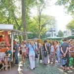 Kein Abendmarkt in diesem Jahr auf dem Klosterplatz