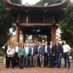 Exkursionen nach Shanghai und Hanoi