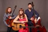 """Das französisch-polnisch-deutsche Quintett """"Marion & Sobo Band"""" gastiert in Gütersloh.Foto: Quelle Stadt Gütersloh"""