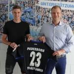 Mittelfeldspieler Thalhammer kommt vom FC Ingolstadt