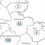 Kreis Gütersloh: Referenzwert sinkt auf 15,1