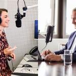 Bertelsmann Business Podcast mit Bertelsmann-Personalvorstand Immanuel Hermreck