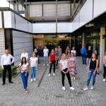 Ausbildungsstart 2020 bei Bertelsmann