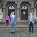 LWL-Präsidium besucht Paderborn