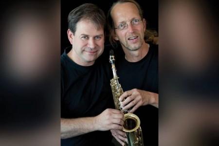 Uli Lettermann und Eckhard Wiemann. Foto: © Uli Lettermann