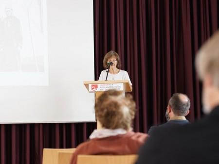 Vortrag zur Ausstellungseröffnung