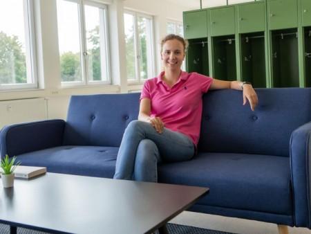 Lara Farwick von der Enra GmbH