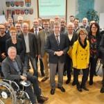 Digitale Wandel: Landrat und Bürgermeister sind sich einig