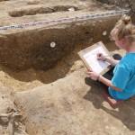 Altbekannter Fundplatz bringt neue Erkenntnisse Balhorner Feld untersucht