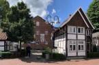 Außenansicht Stadtmuseum und Museumscafé.Foto: Stadt Gütersloh