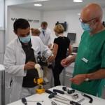 Stryker TEACH Mobile Lab macht auf seiner Deutschland-Tour Halt beim Klinikum