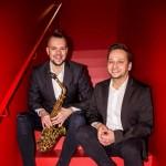 """23.08.2020 – """"Weltklassik einmal anders – Schwanensee und Hummelflug – Klavier tanzt mit Saxophon!"""""""