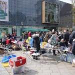 Flohmarkt auf dem Berliner Platz – ab jetzt bewerben
