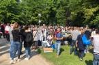 Flohmarkt-Gelände