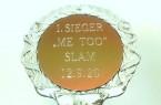 "Preis des ""Me Too""-Slam; © Peter Küstermann"