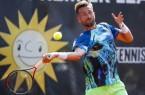 Tennisprofi Marvin Netuschil