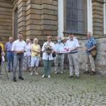 Gästeführerin Annegret Aust verabschiedet sich aus dem ehrenamtlichen Dienst
