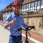 Stadtradeln 2020 – Bürgermeister Wilken ruft zum Mitmachen auf