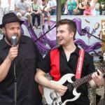 Weiteres Gütersloher Sommer Konzert im Parkbad am Sonntag, 22. August