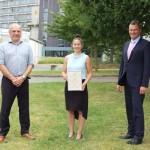 Paderborner Maschinenbau erhält Spitzenplatz für exzellente Ingenieursausbildung