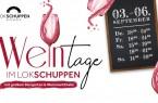 Weintage Bielefeld Plakat