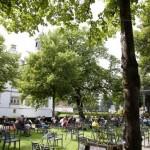 Zweites Wochenende im Kulturgarten am Schloss
