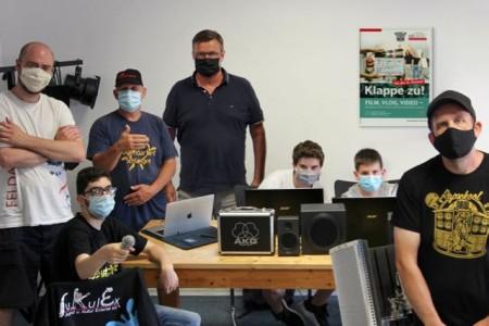 ©Lippe Bildung eG - Rappernachwuchs in Aktion (1)