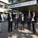 Nachhaltigkeitspreis 2020 der Umweltstiftung verliehen