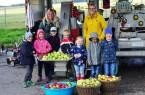 Apfelpresstag  in Brakel. Foto: Stdt Brakel