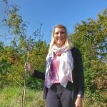 Baumpflanzaktion: Einheitsbuddeln geht in die 2. Saison
