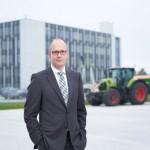 Dr. Jens Foerst verlässt CLAAS