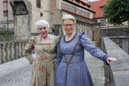Karin Krieger und Ursula Rohloff (1)