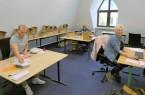 Sortierung der Briefwahlunterlagen im Wahlbüro. Foto: Stadt Minden