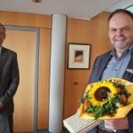 Dr. Wolfgang Schwentker geht in die Altersteilzeit