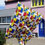 Kunst geht durch die Stadt