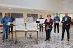 Übergabe der Tablets an die städtische Gesamtschule.Foto:Stadt Brakel