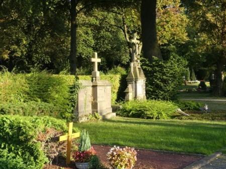 Zahlreiche historische Grabmäler sind der Schlüssel zu Paderborner Stadtgeschichte(n).© Verkehrsverein Paderborn e. V.